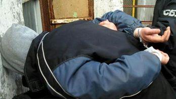Самые актуальные фото 1 апреля: обезвреженные диверсанты, Яценюк и Меркель поговорили о Донбассе