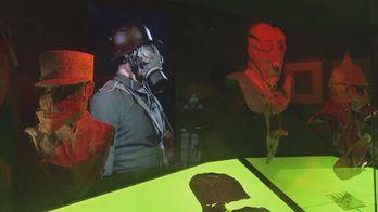 В Бельгии открыли выставку, посвященную химическому оружию