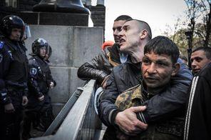 Шахтарський бунт на-гора: боротьба за зарплату чи ігри олігархів?