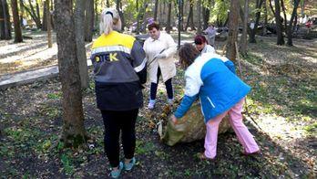 Співробітники компанії ДТЕК провели масові суботники у 20 містах України