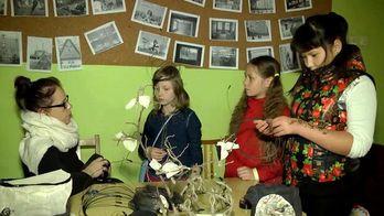 У київській бібліотеці дітям показали хімічне шоу