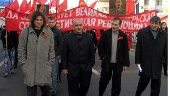 Як луганські комуністи відстоюють інтереси загарбників і терористів