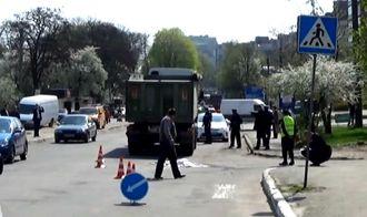 У Хмельницькому під колесами вантажівки загинув 9-річний хлопчик