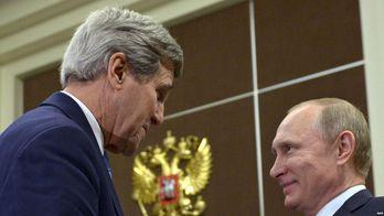 Путин сдался на встрече с Керри