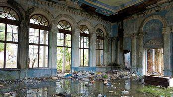 Оккупированная Абхазия: Отдых с видом на войну