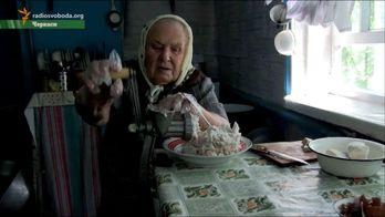 Бабуся, якій майже 100 років, допомагає героям АТО