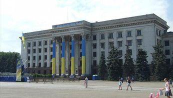 Саакашвілі розповів про нове призначення одеського Будинку профспілок