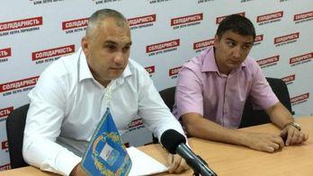 """В прифронтовом Мариуполе разборки между представителями """"Блока Порошенко"""""""