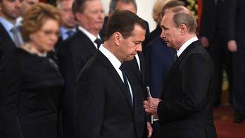 Путин и Медведев — это Сталин и Жданов наших дней