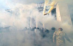 """Про Ігоря Гуменюка, бійця батальйону """"Січ"""", який кинув гранату під ВРУ"""