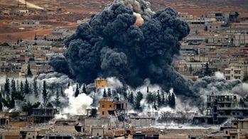 Російська армія добралась до Сирії