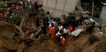 Страшная трагедия в Гватемале унесла десятки жизней