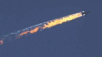 Збитий у Туреччині російський літак: доступно про наслідки