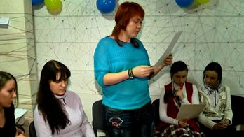 Уникальный творческий центр для переселенцев открыли в Днепропетровске