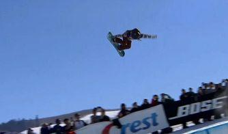 Вражаючий рекорд встановила 15-річна сноубордистка
