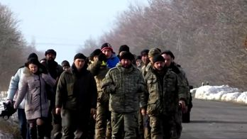 Бійців, які збунтувалися проти нелюдських умов життя, відправили назад на полігон