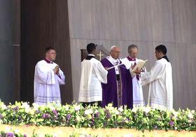 Папа Римський відвідав один із найнебезпечніших районів Мексики
