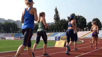 Як тренуються українські легкоатлети перед Олімпіадою