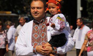 Львів оригінально відзначив День Незалежності