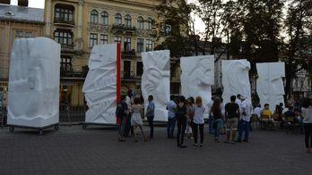 Найбільший у світі портрет Франка створили у Львові