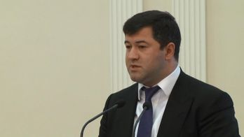 """За что руководителю фискалов Насирову досталось """"на орехи"""""""