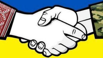 Волонтеры собрали миллион гривен на помощь морпехам-АТОшникам