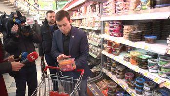 Что скрывают столичные супермаркеты: активисты провели рейд