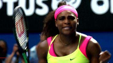 Теннис. В финале Austalian Open сыграют Серена Уильямс и Мария Шарапова