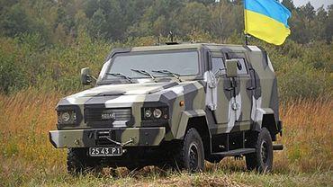 """""""Козак-2"""" ЂЂЂ диний укранський бронеавтомобль, що пройшов процедуру дослдного пдриву"""