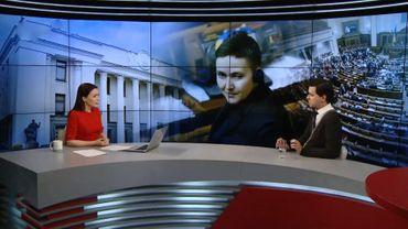 Госохрана очень испугалась, когда Савченко начала доставать гранаты из пакета, – Лелич