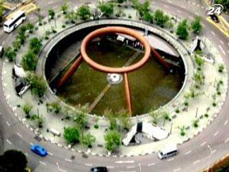 Фонтан Богатства - самый большой фонтан мира