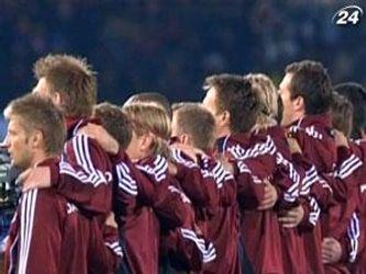 Група В: Збірна Данії