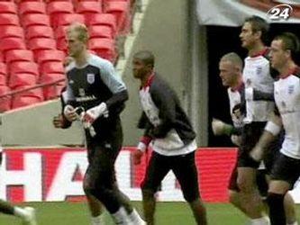 Група D: Збірна Англії