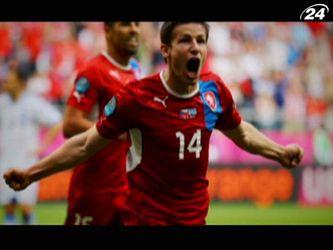 2012 фактов о Евро: Чешские рекорды