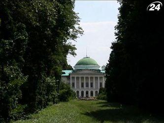 Тростянецький дендропарк - пам'ятка садово-паркової архітектури середини XIX століття