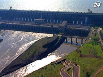 Гребля Ітайпу - найпотужніша гідроелектростанція у світі