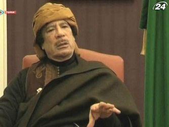 Диктатори. Муаммар Каддафі