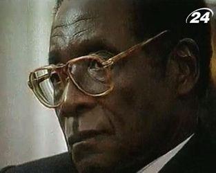 Диктатори. Роберт Мугабе