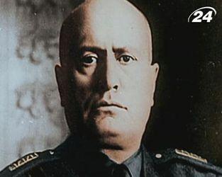 Диктатори. Беніто Муссоліні