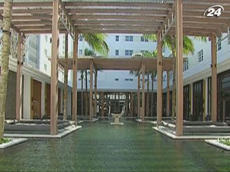 Готель Setai: найпросторіші номери в Маямі