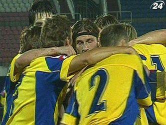 Улюблені міста футбольної збірної України
