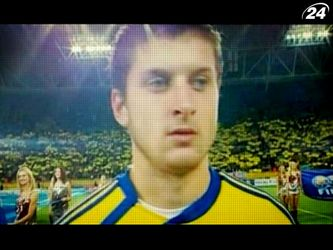 Претендент на звання найрезультативнішого захисника збірної України: Ракицький