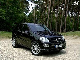 Потужний та ексклюзивний Mercedes від німецької компанії Carlsson