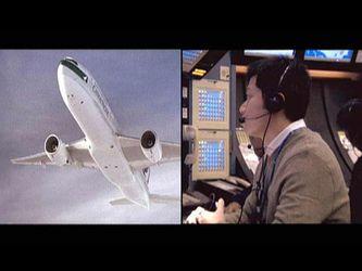 Як працює управління повітряним рухом (Відео)