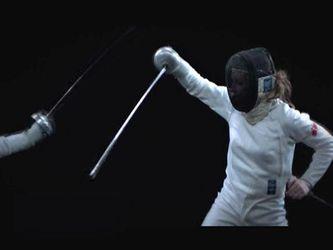 Команда українських фехтувальниць: олімпійський вибух; шабля Харлан та шпага Шемякіної