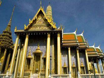 Вокруг света. Бангкок - город ангелов