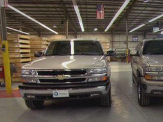 У США виробляють броньовані автомобілі, що витримують вибухи наземних мін