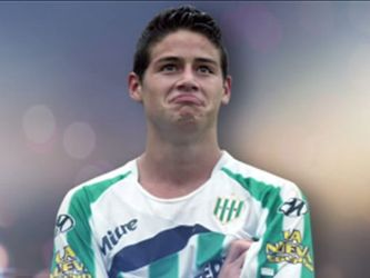 Звезды футбола: символ эпохи футбола Хамес Родригес