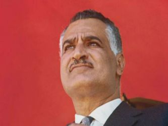 Революционеры: Насер — двигатель революционного движения в Египте в 1952 году