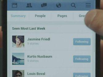 Facebook додав нові функції